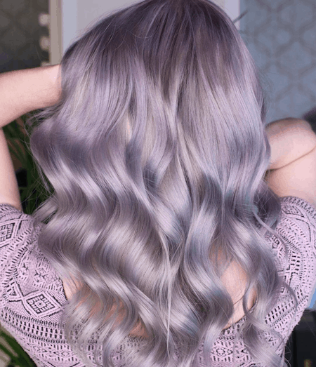 girl hair color
