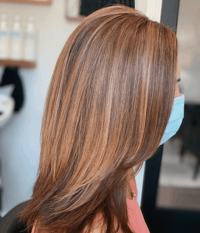 hair dye ideas women
